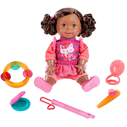Little Mommy Let's Make Music Doll, African American