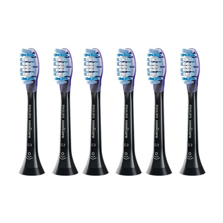 Sonicare HX9056/95 G3 Premium Gum Care Sonic Replacement Brush Head (6 Pack) for HX6876/21 Model (Sonic Cake)