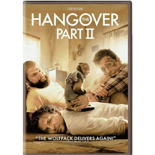 Hangover Part II (w/ Movie Cash)