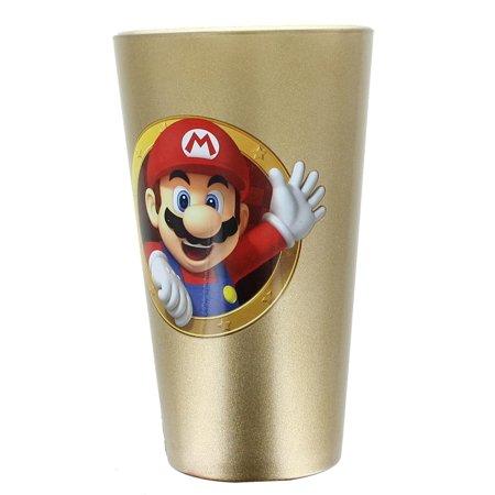Super Mario Bros. Mario and Luigi Pint (Super Glasses)