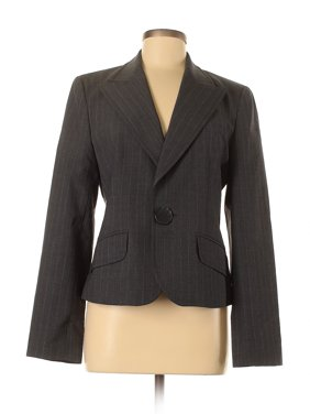 Pre-Owned Context Women's Size 8 Wool Blazer