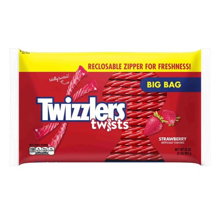 - Product of Hershey's Twizzlers Strawberry Twists, 2 pk./32 oz. [Biz Discount]