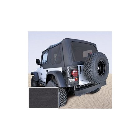 Rugged Ridge 13726.15 Soft Top For Jeep Wrangler (Soft Top For 2000 Jeep Wrangler Sport)