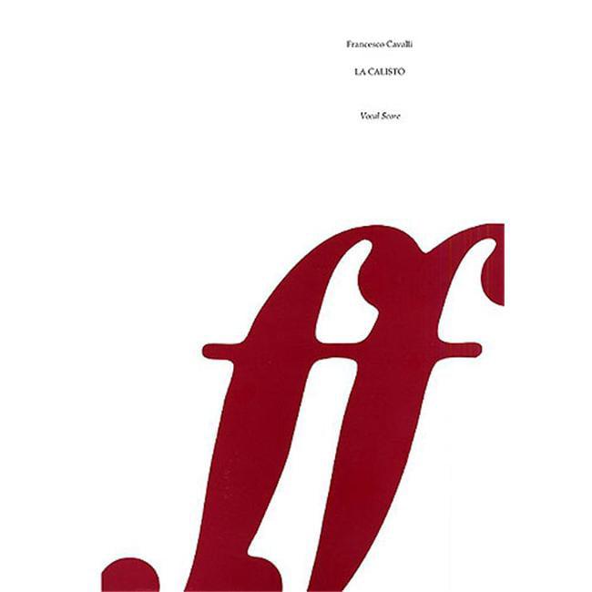 Alfred 12-0571503950 La Calisto Music Book by Alfred