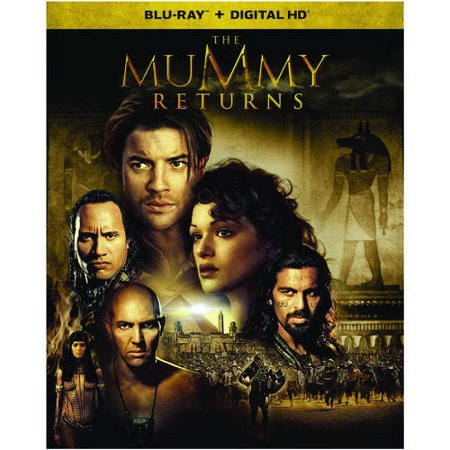 The Mummy Returns  Blu Ray