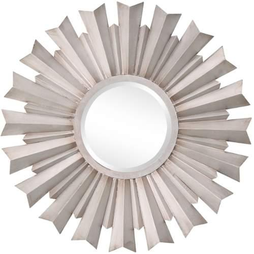 Cooper Classics  40023  Mirrors  Dylan  Home Decor  Lighting  ;Aged Silver