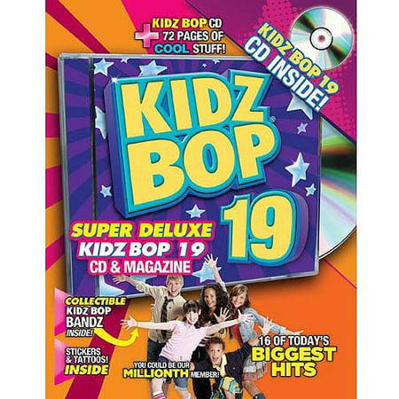 Kidz Bop 19 (with Exclusive Deluxe Activity Book)