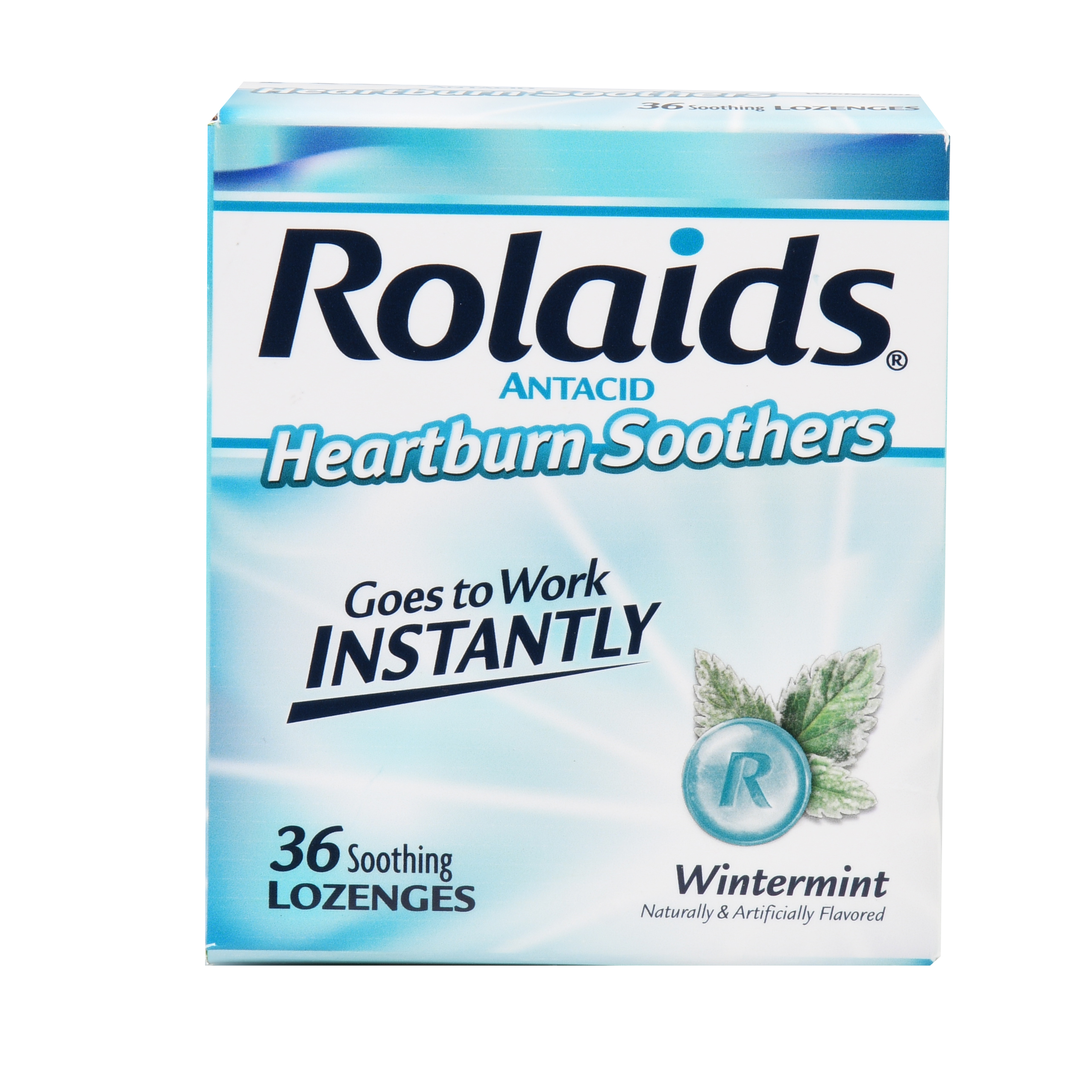 Rolaids Heartburn Soothers 36ct