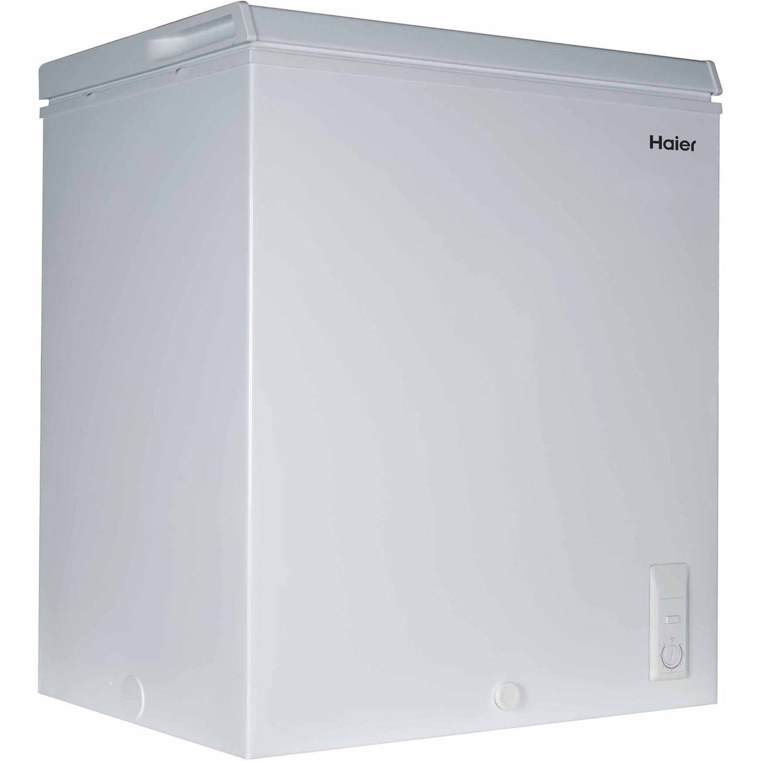 haier 50 cu ft capacity chest freezer white hf50cw20w - Chest Freezers On Sale