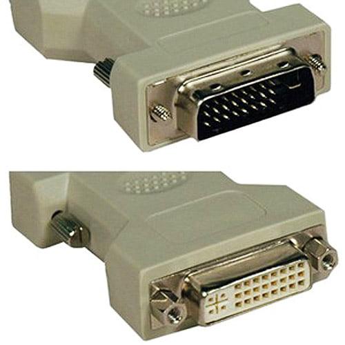 Tripp Lite P118-000 Dual Link DVI-D Male to DVI-I Female Adapter