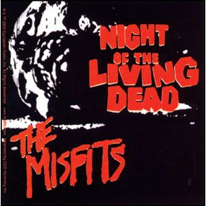 Misfits Night Of The Living Dead Officially Licensed Classic Rock