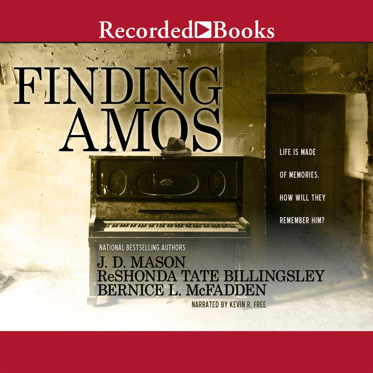 Finding Amos - Audiobook