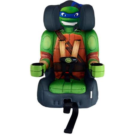 KidsEmbrace Nickelodeon Teenage Mutant Ninja Turtles Leo Combination Harness Booster Car Seat