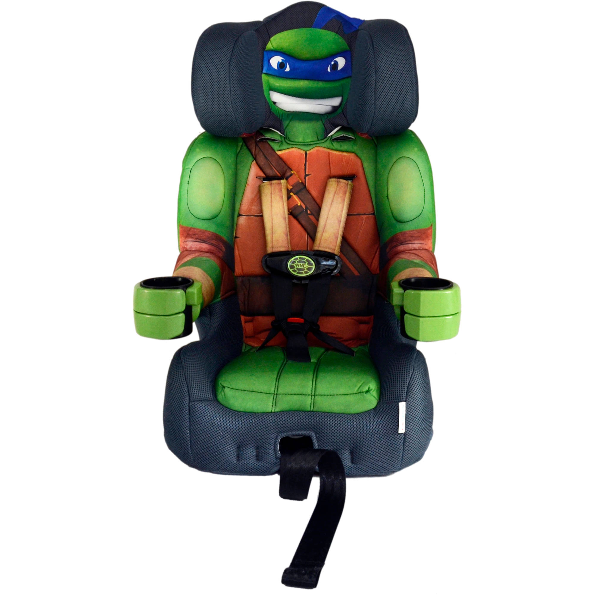 Kidsembrace Friendship Combination Harness Booster Car Seat, Teenage Mutant Ninja Turtles
