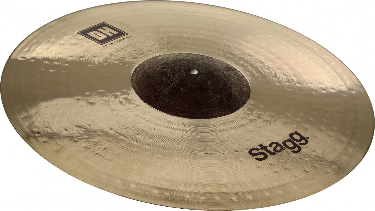 "Stagg DH-RH20E DH Series 20"" Exo Heavy Ride Cymbal by Overstock"