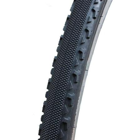 Challenge Gravel Grinder Folding Clincher Bicycle Tire - Black/Black - 700 x 33 -