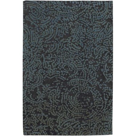 Surya SH7413 Shibui Hand Knotted 100% Semi-Worsted New Zealand Wool -