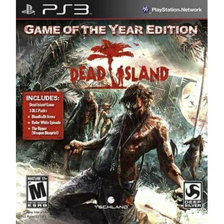 Dead Island GOTY, Square Enix, PlayStation 3, (Dead Island Best Developers Craft)