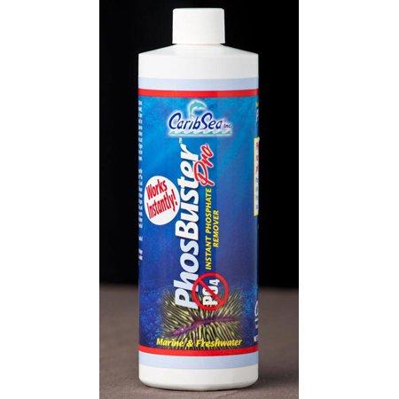 carib sea phosphate remover buster pro for aquarium 4 oz