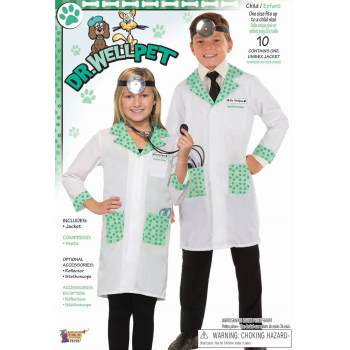 CHCO - DR. WELLPET - CHILD VET - Dr John Halloween