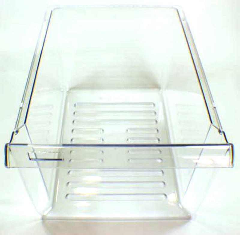 2256704 Whirlpool Refrigerator Crisper Pan Half Trans OEM 2256704 by