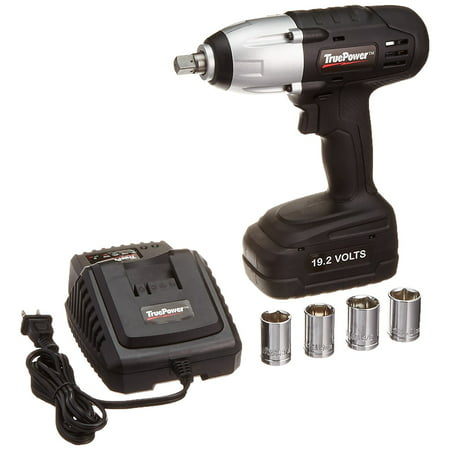 1 2 Drive Cordless Impact Wrench Kit 19 2v