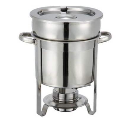 Winco 207 Stainless Steel Soup Warmer,