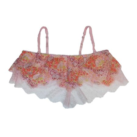 Victoria's Secret Dream Angels Bralette Crop Top Lace (Be A Victoria's Secret Angel For Halloween)