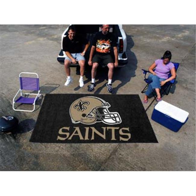 FanMats New Orleans Saints ULTI-MAT F0005774