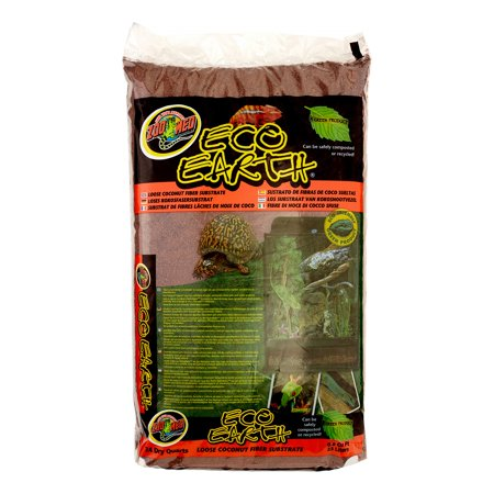 Zoo Med Eco Earth Loose Coconut Fiber Substrate 24