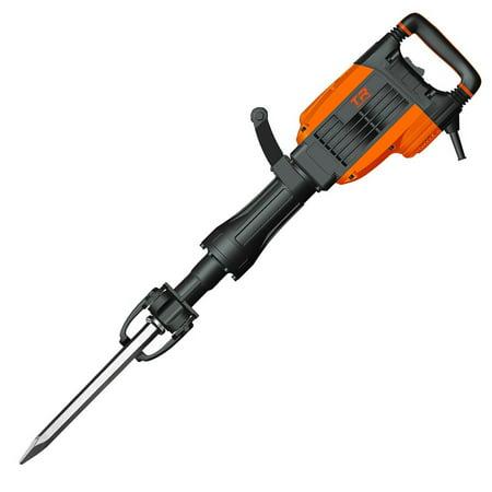 TR Industrial IS-500 15 Amp 42-Pound Demolition Hammer with Anti-Vibration (Best Hand Hammer For Demolition)