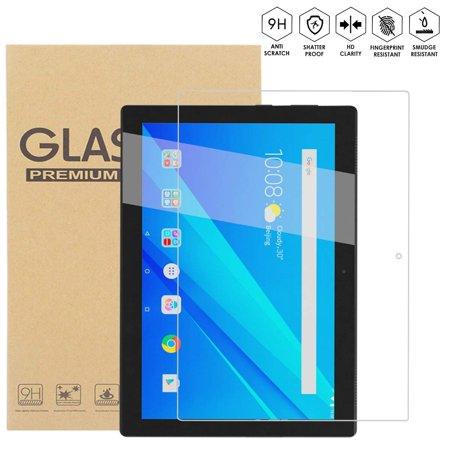 Lenovo Tab 4 10 inch Screen Protector, Mignova Screen Protector film HD Clear Retail Packaging for Lenovo Tab 4 10 inch Tablet 2017 - Halloween Film Releases 2017