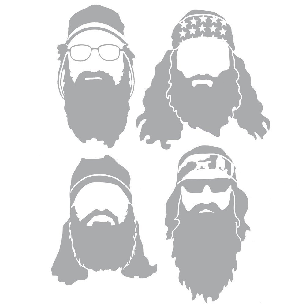 Crafts Duck Dynasty Phil Robertson Decal Sticker Other Crafts New Ikejacitymall Com Ng [ 1000 x 1000 Pixel ]