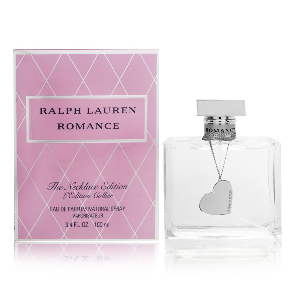Romance by Ralph Lauren for Women The Necklace Edition - ...