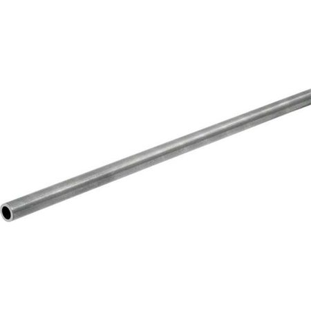 Allstar Performance ALL22084-8 1.5 in. x 0.083 in. x 8 ft. Round Moly Steel Tubing, Chrome - image 1 of 1