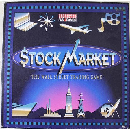 Stock Market Lightly Used (Best Stock Market Board Game)