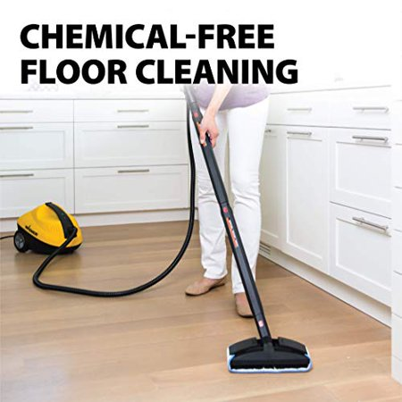 Wagner Spraytech 0282014 915 On-demand Multipurpose Steam Cleaner for Wallpaper Removal Cleaning Floors and Countless Household Uses, Yellow - image 2 of 4