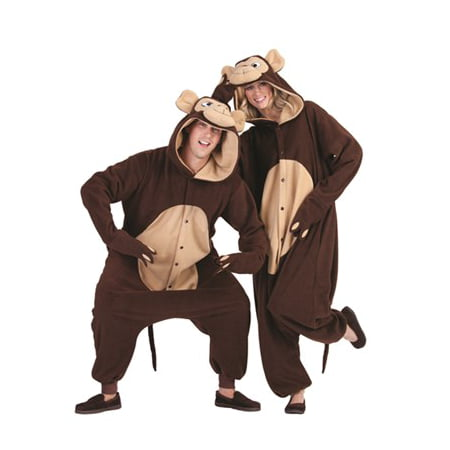 Morgan The Monkey Adult Funsies Costume - Morgan Halloween