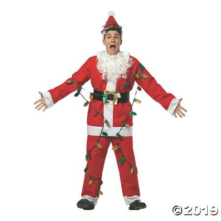 Men's National Lampoon's Santa Suit - Standard