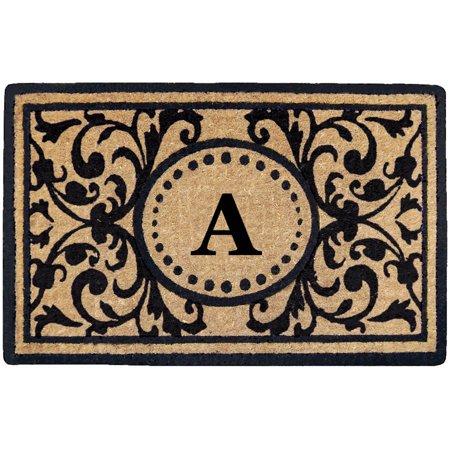 Inspired Accents Heavy Duty Coco Mat, Heritage, -