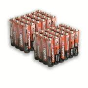 48 AAA Batteries Medium Duty 1.5v. 48 Pack Lot.