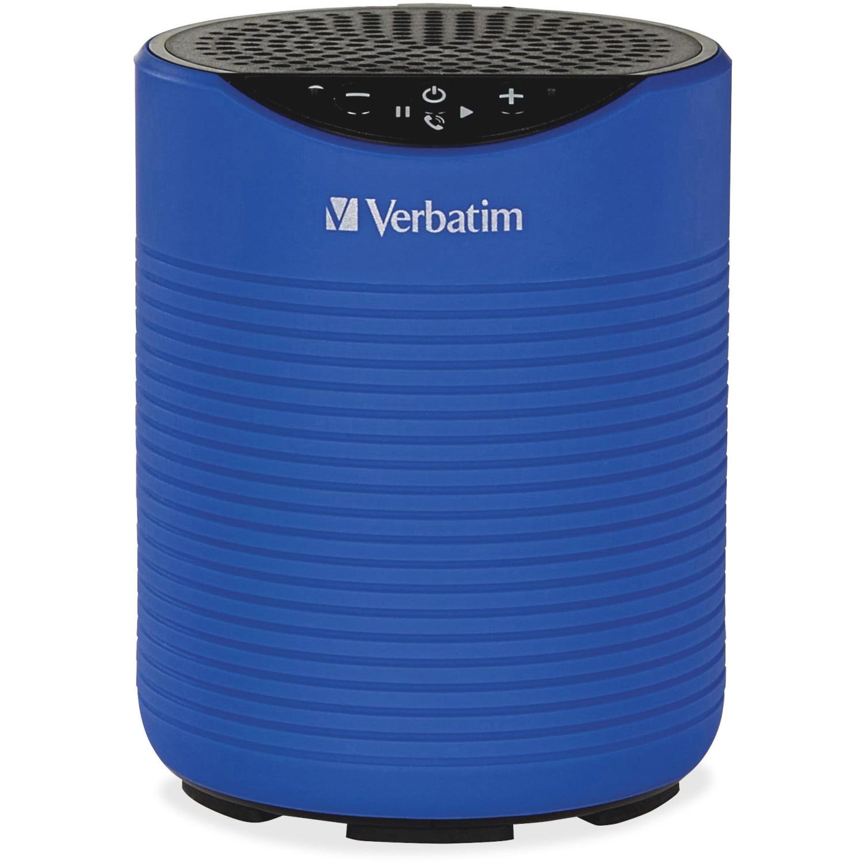 Verbatim 98592 Mini Wireless Waterproof Bluetooth Speaker