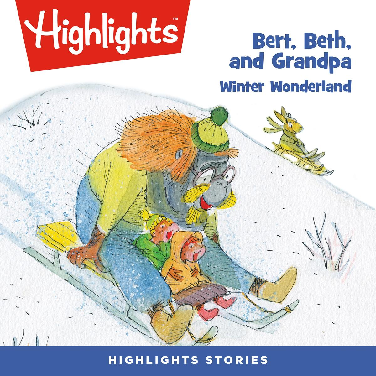 Winter Wonderland - Audiobook