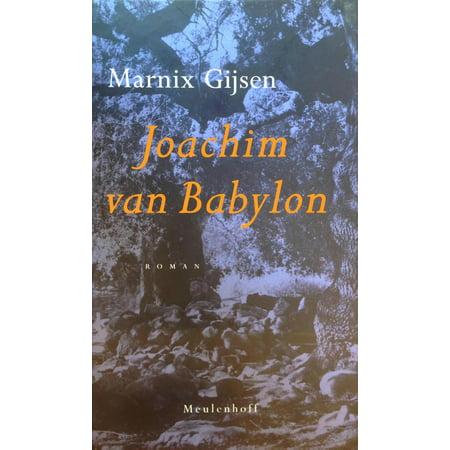Het boek van Joachim van Babylon - eBook Het Boek Van