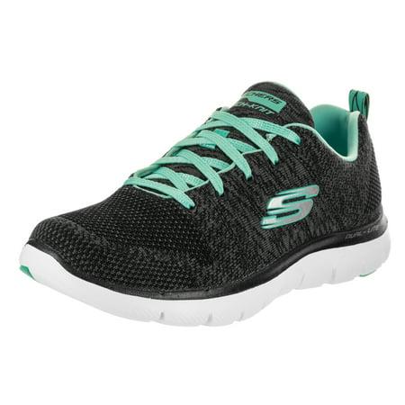 8d2e28a7b5f9 Skechers - Skechers Flex Appeal 2.0 High Energy Women Round Toe Synthetic  Sneakers - Walmart.com