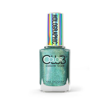 Supernatural Color - Color Club Holographic Nail Polish, Supernatural