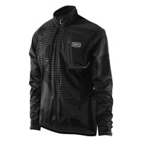 100% Hydromatic Jacket Black Camo MD