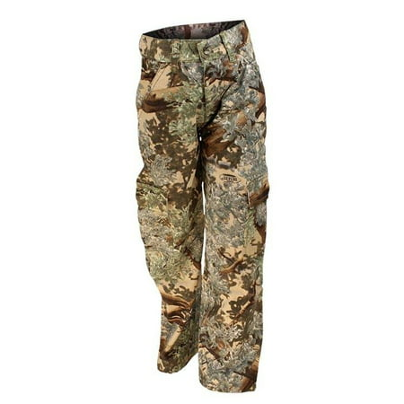 King's Camo Kids Classic Hunting Cargo Pants Desert Shadow Youth