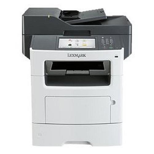 Lexmark MX611DE Laser Multifunction Printer/Copier/Scanner/Fax Machine