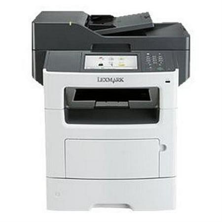 Lexmark MX611DE Laser Multifunction Printer Copier Scanner Fax Machine by